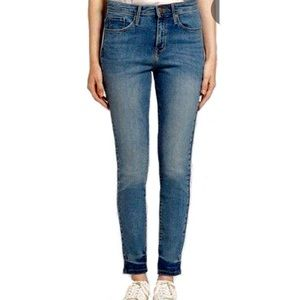 Mossimo High Rise Power Stretch Skinny Ankle Jeans